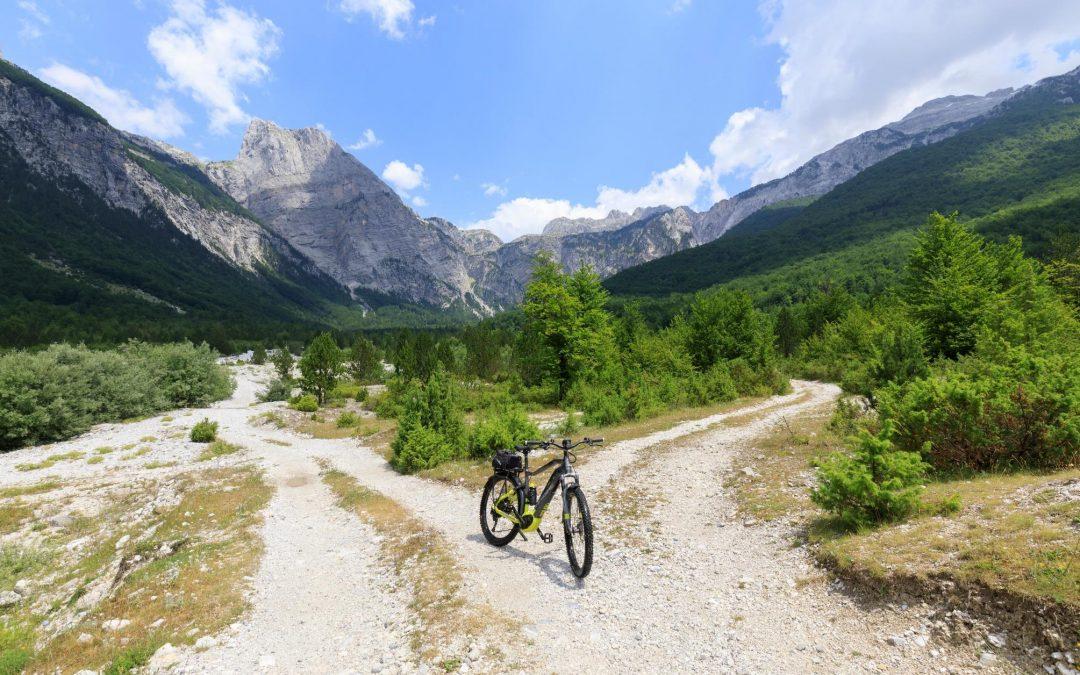 Albanie à vélo