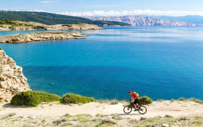 Croatie Kayak & Vélo dans les îles