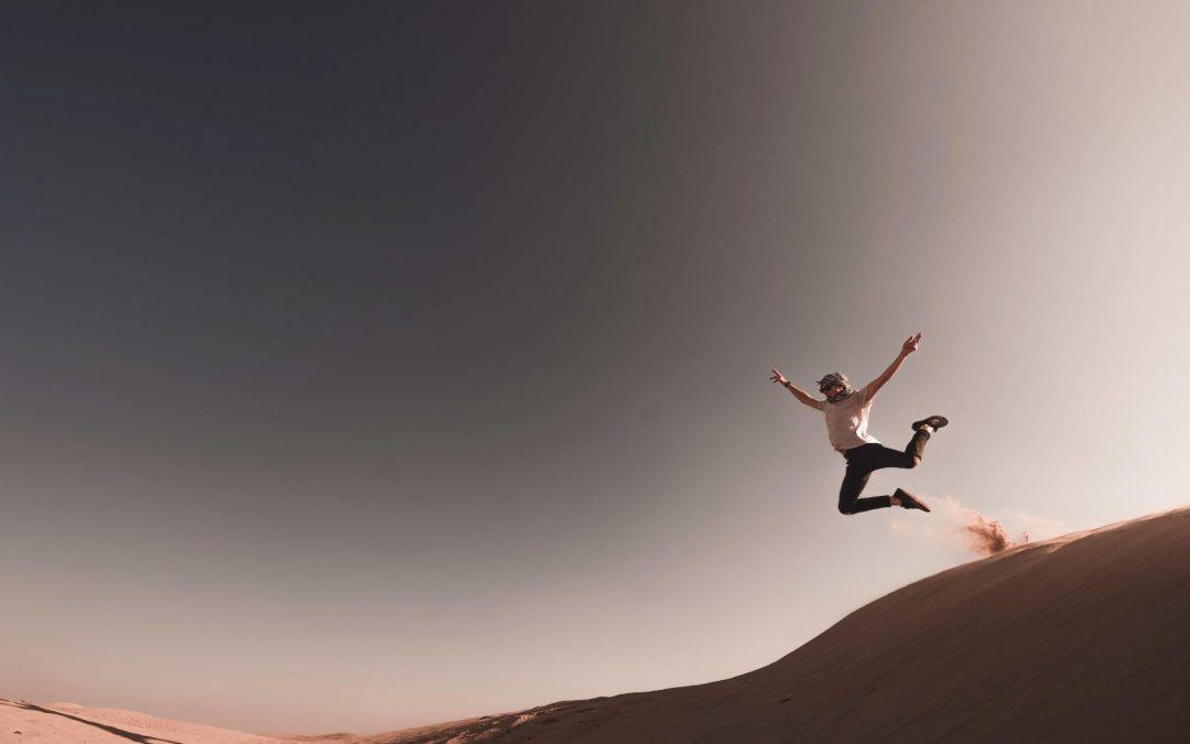 Emirats En Terre d'Arabie