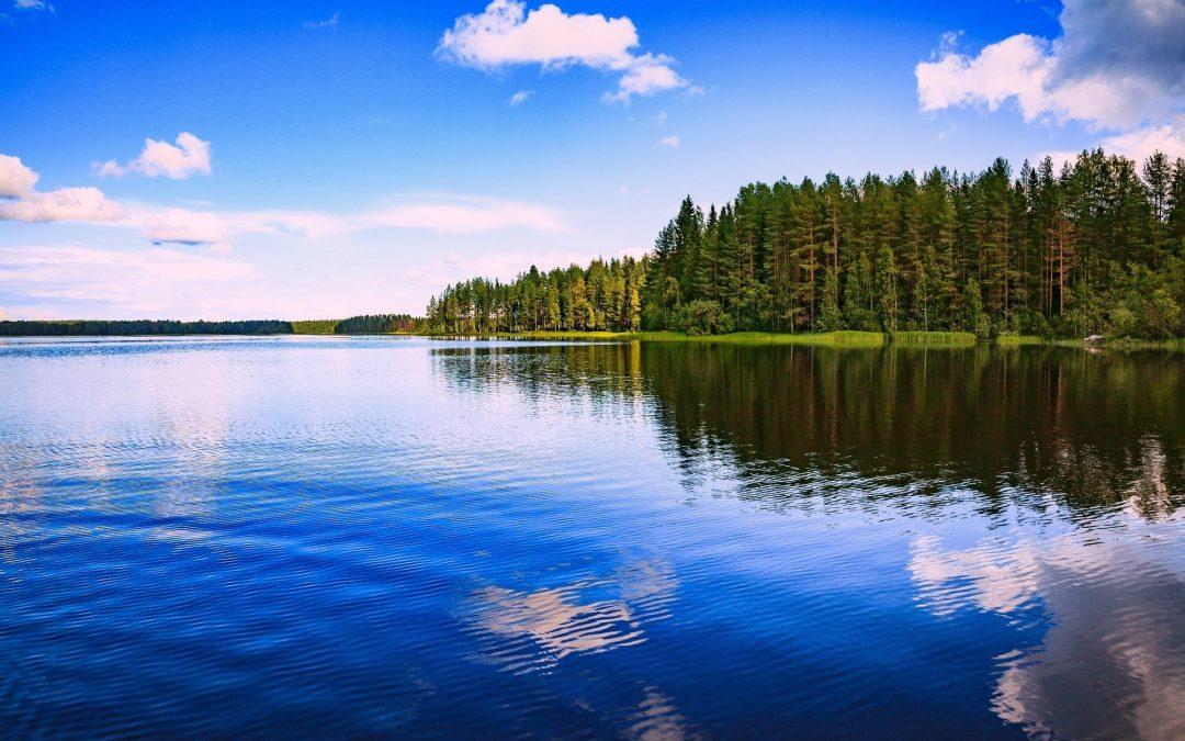 Finlande A l'écoute du Silence
