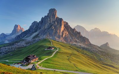 Italie Des Dolomites au Lac de Garde à Vélo