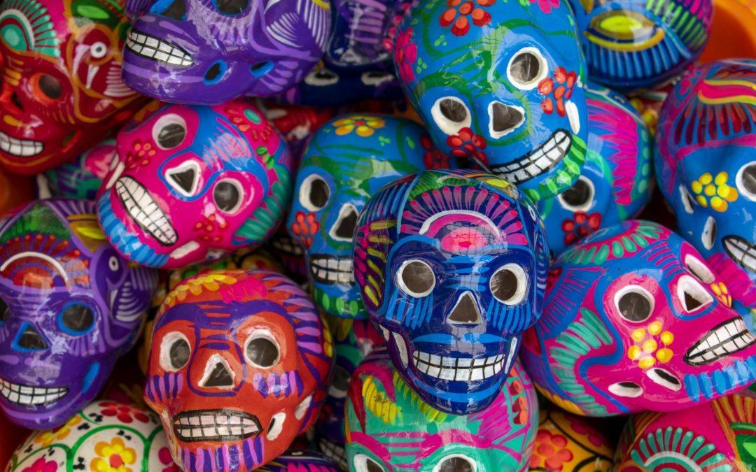 Mexique La fête des morts