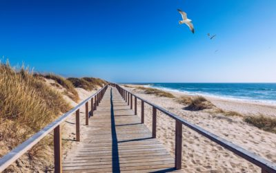 Portugal La côte d'Argent à vélo