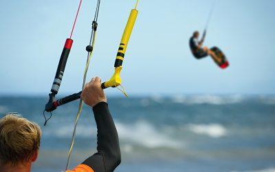 Cap Vert Stage de Kite à Sal