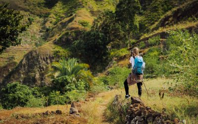 Cap Vert Trek de Sao Vicente à Santo Antao
