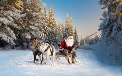 Finlande La Magie de Noël